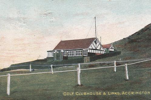 Accrington Golf Pavilion C.1905 Ref.2074a