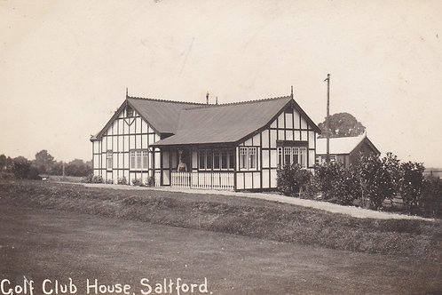 SOLD>Ref.1745a. Saltford Golf Pavilion C.1910 Ref.1745a