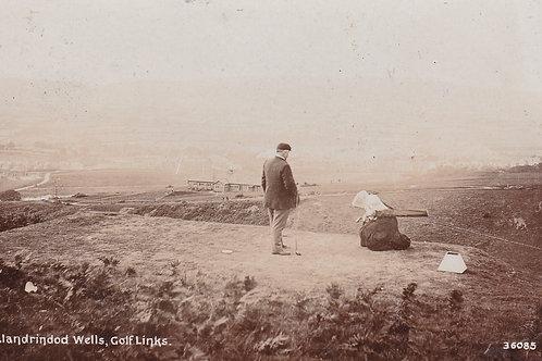 Llandrindod Wells Golf Links Ref.1993 1910