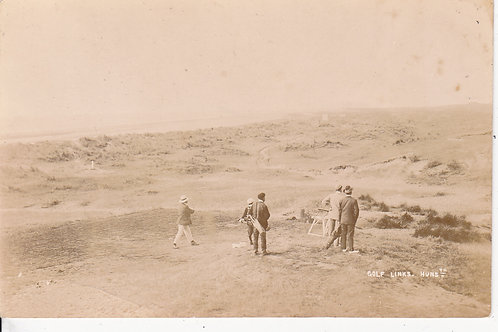 Hunstanton Golf Links Ref.1144 C.Ea.1900