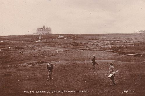 Cruden Bay Golf Links  Ref.2079a C.1920s
