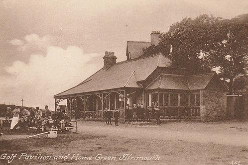 Alnmouth Golf Pavilion Ref.2723 C.1905-10