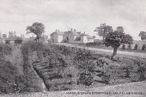 Bishop's Stortford Golf House  Ref.2060a C.1910-14