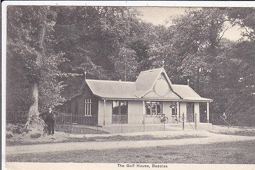 Beccles Golf Pavilion Ref.1267 C.1905