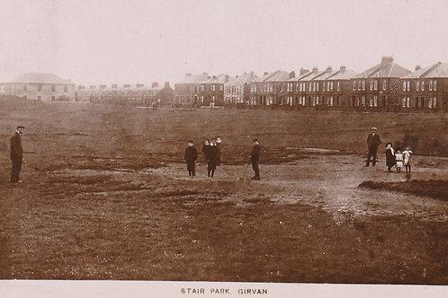 Girvan Municipal Golf Links Ref.2449 C.1907