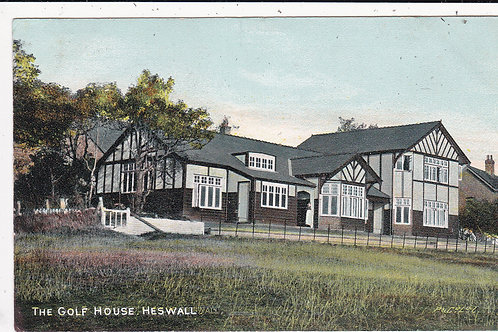 Heswall Golf House,Wirral C.1908       Ref 1422