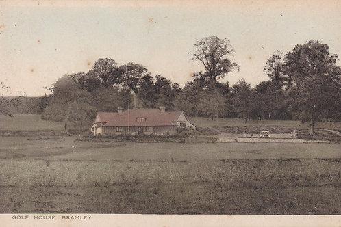 Bramley Golf House,Surrey Ref.1942 C Ea.1900s