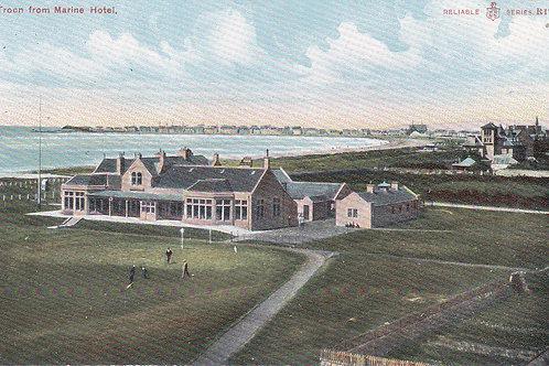 Troon Golf Club House Ref.1121 C.1905-10