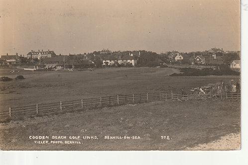 Cooden Beach Golf Links Ref.2328