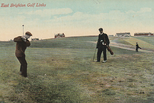 East Brighton Golf Links Ref.2294a C.Pre 1914