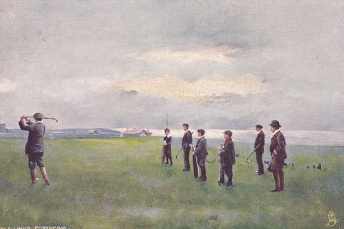 Porthcawl Golf Links,(Now Royal) Ref 723. C.1909