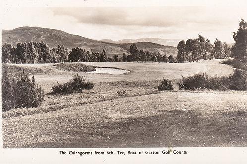 Boat of Garten Golf Course Ref.1581a C.1950s-60s