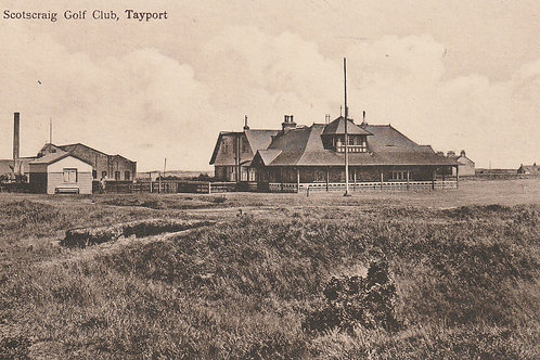 Scotscraig Golf House Ref.2371 C.1925-35?