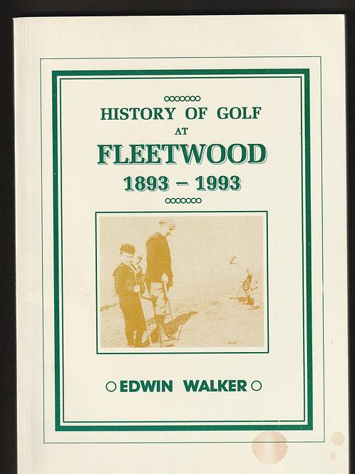 Fleetwood Golf Club History Ref.GB.