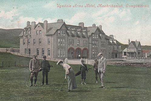 Machrihanish Golf Links Ref.2280a C.1906