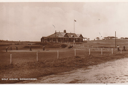 Donaghadee Golf Club House & Links ef.2746