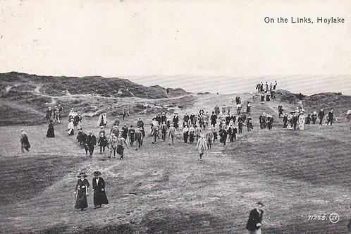 Hoylake C.1913 British Open Ref.2086a