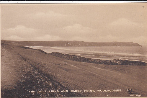 Woolacombe Golf Links & Baggy Point Ref.1500