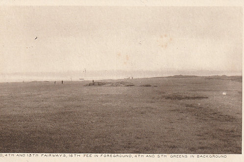 Castletown Golf Links Ref.2429 C.Ea 1900s