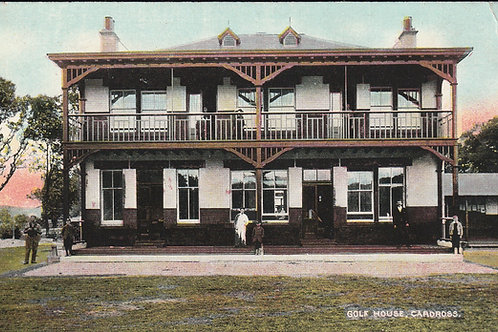 Cardross Golf House Ref.2754 C.pre 1914