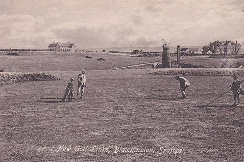 Blachington (Seaford) Golf Links C.
