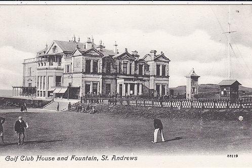 Tom Morris St Andrews Ref.153 C.1900-08
