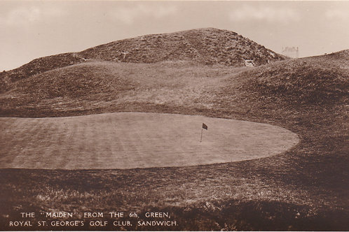 Royal St.Georges Golf Links.Ref 740. C.19