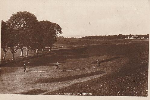 Inverness Golf Course & Golf PavilionRef.2630 C.1914-18