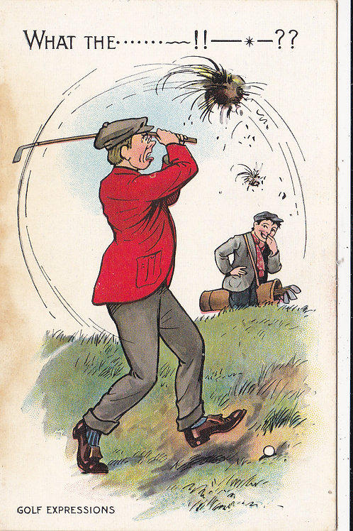 Golf Expressions Set of 6 Ref.1152-57