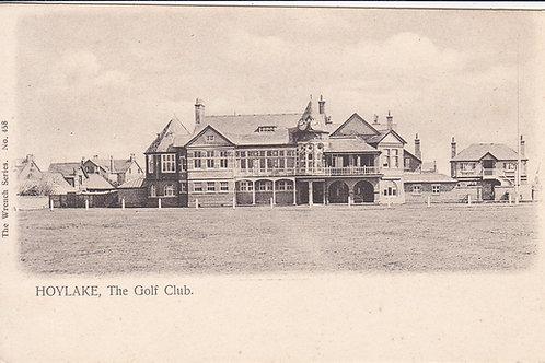 Hoylake Golf Club House C.1902-06 Ref.2388