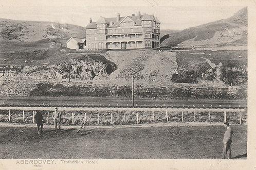 Aberdovey Golf Links & Hotel Ref.2300 C.Pre 1905