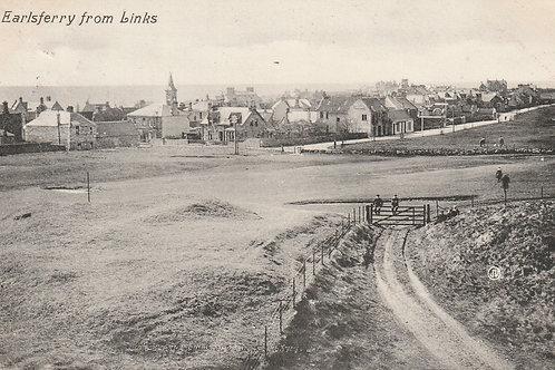 Earlsferry & the Golf Links Ref.2575 C.pre 1913