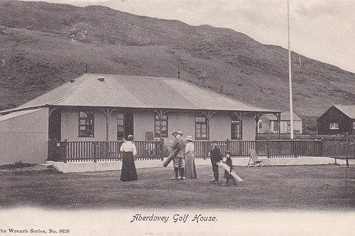 Aberdovery Golf Pavilion Ref.319a C.1902-08