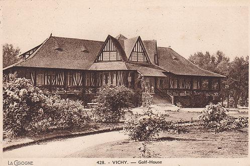 Vichy Golf Club House Ref.1891C.1936