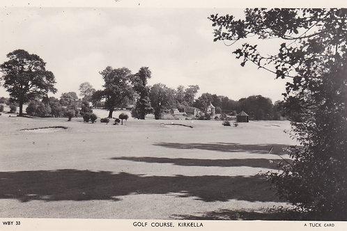 Hull Golf Course,Kirkella Ref.2241a C.1940-60