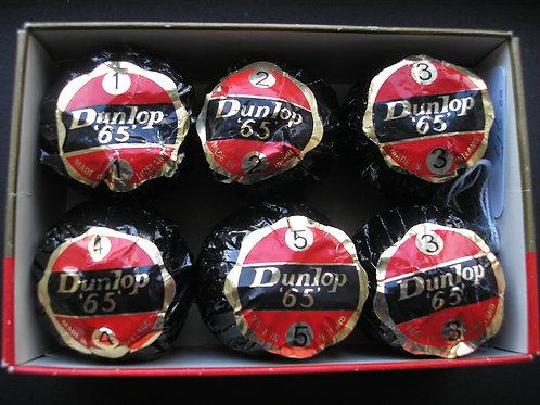 """Dunlop """"65 1.62 Golf Balls Ref.223"""
