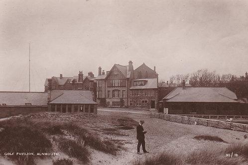 Alnmouth Village Club C.1905 Ref.2108a