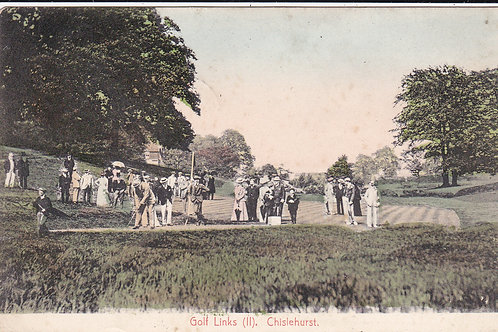 Chislehurst Golf Course Ref.505 C.1907