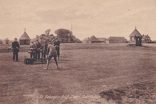 St.Georges Links Ref.1938 C.1914-18