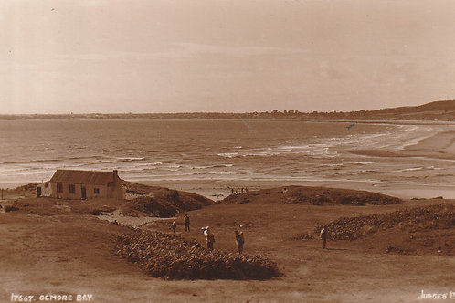 Southerndown Golf Links Ref.2484 C.1930s?