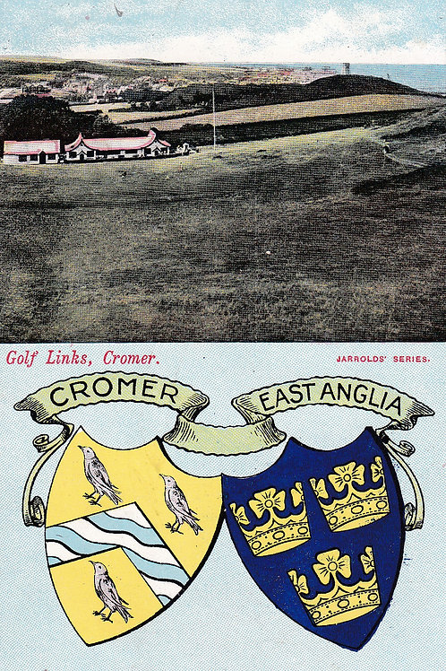 Cromer Golf Links  Ref.1781 C.Pre 1914