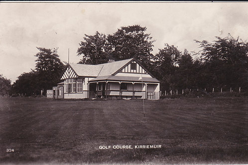 Kirriemuir Golf Course Ref.1704 C.1914