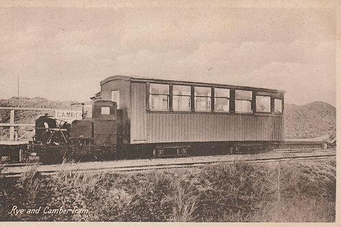 Rye (& Camber Tram Car) Ref.2553 C.Ea19