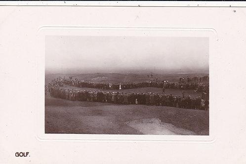 Braid v Massy Match at DEAL.C.Ref.616 C.1909  Ref 61