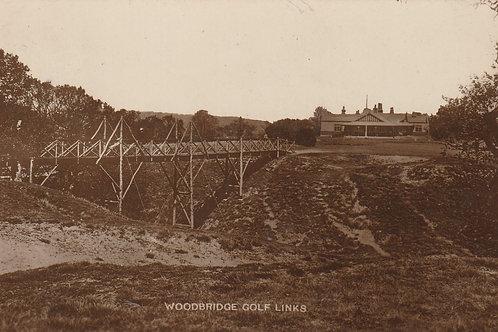 Woodbridge Golf Pavilion & Links Ref.2299a C.1920