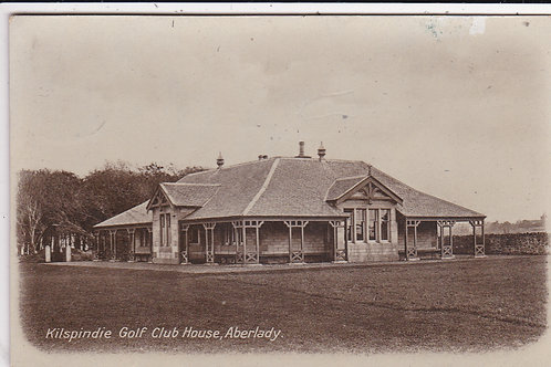 Kilspindie Golf Club House C.1905-10