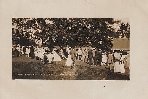 New Galloway Golf Club Summer Meeting Ref.2331 C.1911