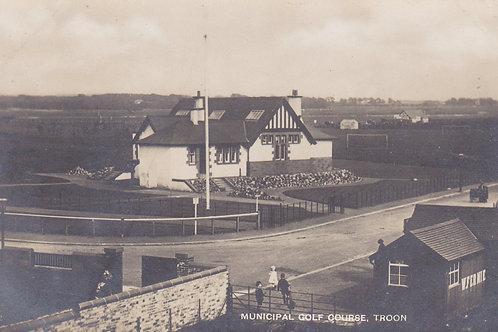 Troon Municipal Golf Links.Ref 313. C.1910-15
