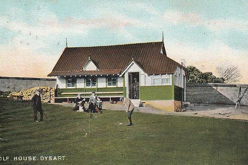 Dysart Golf Pavilion,Fife Ref.2336 C.1905