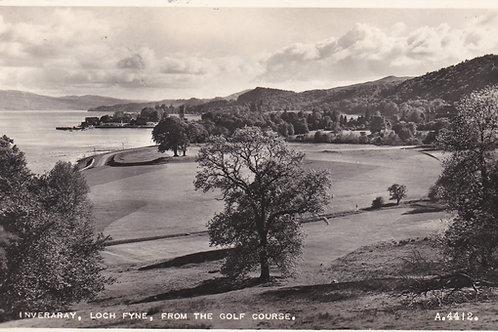 Inveraray Golf Course Ref.1961 C.1930s